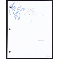 "Corey Feldman Signed ""The Lost Boys"" Full Movie Script Inscribed ""Love"" (JSA COA)"