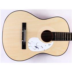 Steven Tyler Signed Full-Size Acoustic Guitar (Beckett COA)
