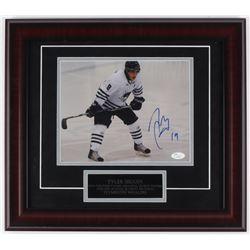 Tyler Seguin Signed Whalers 16x18 Custom Framed Photo Display (JSA COA)