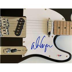 Alice Cooper Signed Full-Size Huntington Electric Guitar (PSA COA)