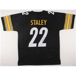 Duce Staley Signed Steelers Jersey (Beckett COA)