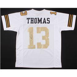 Michael Thomas Signed Saints Jersey (Beckett COA)