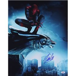 "Stan Lee Signed ""Spider-Man"" 16x20 Photo (PSA COA)"