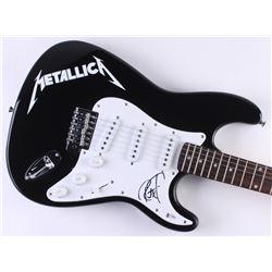 "Robert Trujillo Signed ""Metallica"" Full-Size Huntington Electric Guitar (Beckett COA)"