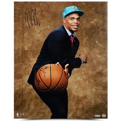 Miles Bridges Signed Hornets  Top Pick  16x20 Photo (UDA COA)