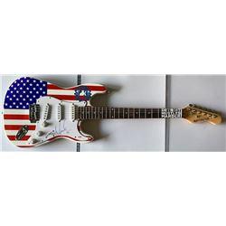 Kid Rock Signed Full-Size Stratocaster Electric Guitar (PSA COA)