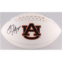Bo Jackson Signed Auburn Tigers Logo Football (Radtke Hologram  Jackson Hologram)