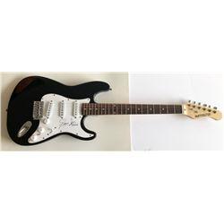 Gregg Allman Signed Full-Size Huntington Electric Guitar (PSA Hologram)