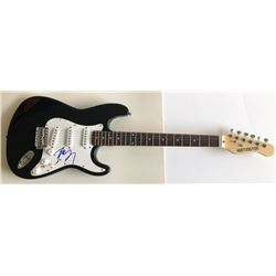 John Mellencamp Signed Full-Size Huntington Electric Guitar (PSA Hologram)