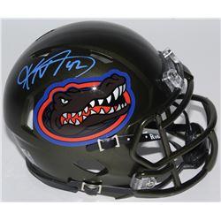 Keanu Neal Signed Florida Gators Speed Mini Helmet (Radtke COA)