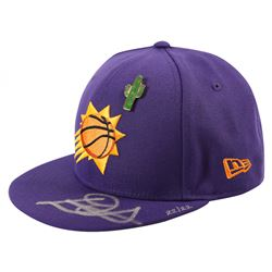 Deandre Ayton Signed LE Suns New Era 2018 Draft Day Fitted Hat (Game Day Legends COA  Steiner COA)