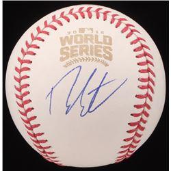 Theo Epstein Signed 2016 World Series Baseball (JSA Hologram)