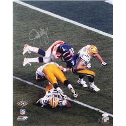 John Elway Signed Broncos 16x20 Photo (JSA COA  Elway Hologram)