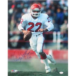 Doug Flutie Signed Generals 16x20 Photo (JSA COA)