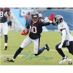 DeAndre Hopkins Signed Texans 16x20 Photo (JSA COA)
