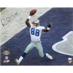 "Michael ""Playmaker"" Irvin Signed Cowboys 16x20 Photo (JSA COA)"