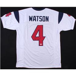 Deshaun Watson Signed Texans Jersey (Leaf COA)