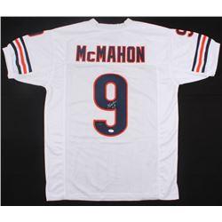 Jim McMahon Signed Bears Jersey (JSA COA  Schwartz Hologram)