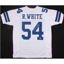 Randy White Signed Cowboys Jersey Inscribed  HOF 94  (Beckett COA)