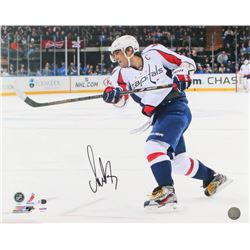 Alexander Ovechkin Signed Capitals 16x20 Photo (PSA COA  Fanatics Hologram)