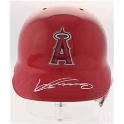 Vladimir Guerrero Signed Angels Authentic Full-Size Baseball Helmet (Radtke COA)