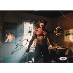 "Hugh Jackman Signed ""X-Men Origins: Wolverine"" 8x10 Photo (PSA COA)"