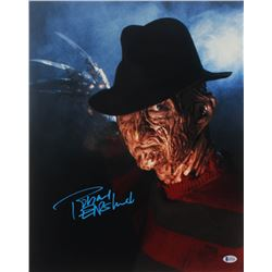 "Robert Englund Signed ""A Nightmare on Elm Street"" 16x20 Photo (Beckett COA)"