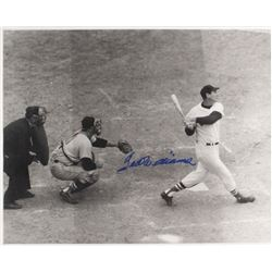 Ted Williams Signed Red Sox 16x20 Photo (Ted Williams COA)