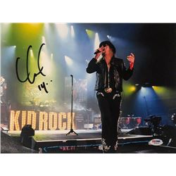 "Kid Rock Signed 11x14 Photo Inscribed ""14"" (PSA COA)"