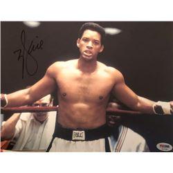 """Will Smith Signed """"Ali"""" 11x14 Photo (PSA COA)"""
