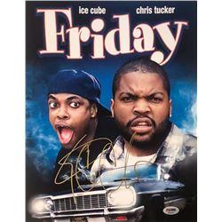 """Ice Cube Signed """"Friday"""" 11x14 Photo (PSA COA)"""