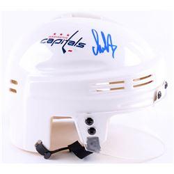 Alexander Ovechkin Signed Capitals Mini-Helmet (JSA COA)