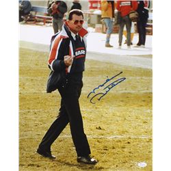 Mike Ditka Signed Bears 16x20 Photo (JSA COA)