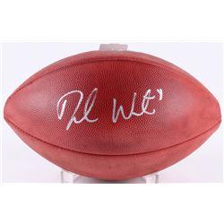"Deshaun Watson Signed ""The Duke"" Official NFL Game Ball (JSA COA)"