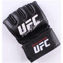 Randy Couture Signed UFC Glove (Beckett COA)