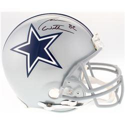 Jason Witten Signed Cowboys Authentic On-Field Full-Size Helmet (JSA COA  Witten Hologram)