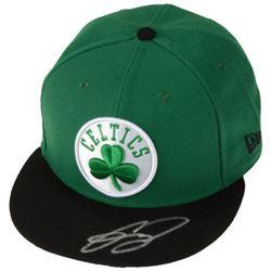Gordon Hayward Signed Celtics New Era Snapback Hat (Fanatics)