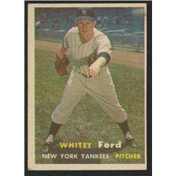 1957 Topps #25 Whitey Ford