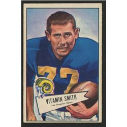 1952 Bowman Small #73 Vitamin Smith