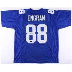 Evan Engram Signed Giants Jersey (Radtke COA)