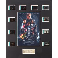 """The Avengers"" Limited Edition Original Film/Movie Cell Display"