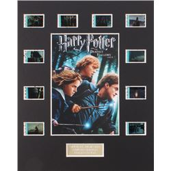 """Harry Potter and the Deathly Hallows – Part 1"" Limited Edition Original Film/Movie Cell Display"