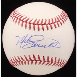 Mike Schmidt Signed OML Baseball (Fanatics Hologram  MLB Hologram)