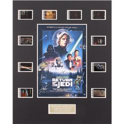 """Star Wars: Episode VI – Return of the Jedi"" Limited Edition Original Film/Movie Cell Display"