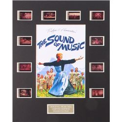 """The Sound of Music"" Limited Edition Original Film/Movie Cell Display"
