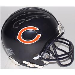 Mike Ditka Signed Bears Mini Helmet (Schwartz COA)
