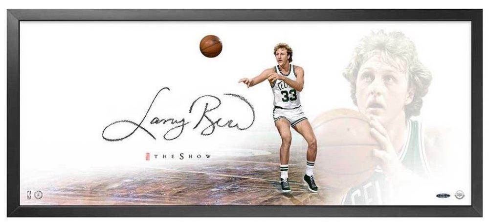 0f5315dc662 Image 1   Larry Bird Signed Celtics