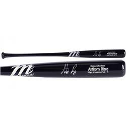 Anthony Rizzo Signed Marucci Player Model Rizz44 Baseball Bat (Fanatics Hologram)