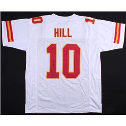 Tyreek Hill Signed Chiefs Jersey (Radkte COA)