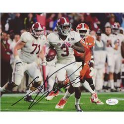 Calvin Ridley Signed Alabama Crimson Tide 8x10 Photo (JSA COA)